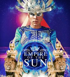 Empire of the Sun bring their electronica magic live to the stage this fall #art #rock