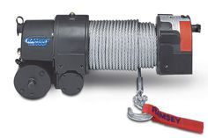 Winch Ramsey RE 8000 R 24V