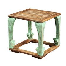 Nina Teak Side Table