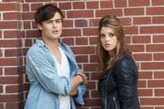 Kyle et Ashley dans LOL USA