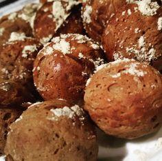 Gingerbread Donut Holes shared by brandleyoga_tiu!
