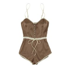 Brulee Boudoir Collection Coco Teddy
