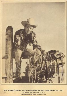 Roy Rogers Photos from Comics 1 Dale Evans, The Lone Ranger, Roy Rogers, Happy Trails, Western Movies, Golden Age, Cowboys, Movie Stars, Westerns