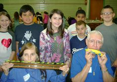 Clement Avenue students were lucky enough to welcome some very talented seniors this spring at the school's Intergenerational Fair. Woodworking, staining glass, playing harmonica, wood burning and weaving were just some of the skills and talents these amazing seniors shared with the students at Clement Avenue. A special thank you to Debra Jupka, retired MPS principal, for organizing this wonderful event!