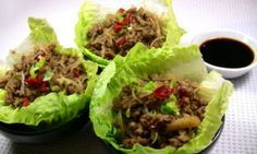 BBQ beef san choi bao - Kidspot
