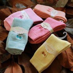 """Cute Bowknot"" 5 Pairs Women Girl Socks Wool Cozy Fuzzy Socks Winter Casual Sox #Unbranded #Casual"