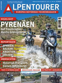ALPENTOURER 3/2017 Ktm 1290 Super Adventure, Ducati, Reading Online, Public, Comic Books, Comics, Step By Step, Vatican, Touring