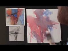 Break into abstract art with these fun & easy composition and color lessons.