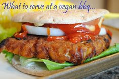 What to Serve at a Vegan BBQ - Many Recipes