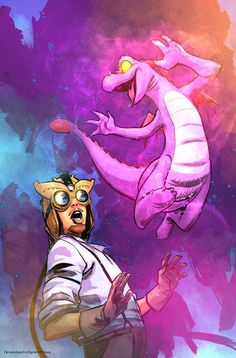 Spark Your Imagination with Your First Look at FIGMENT #1! - DAPs Magic