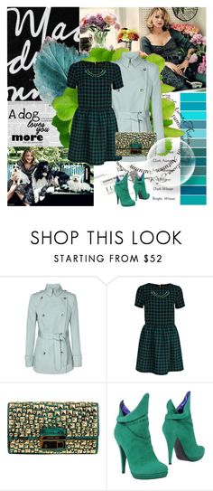 """""""Jennifer Lawrence"""" by mirmin ❤ liked on Polyvore featuring Reiss, River Island and Michael Kors"""