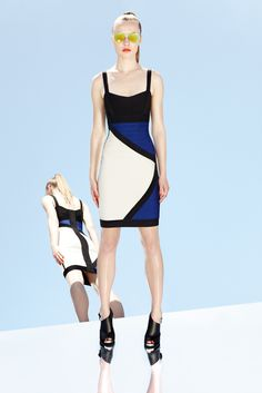 Hervé Léger by Max Azria Resort 2013 - Collection - Gallery - Style.com