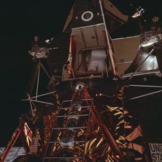 9 fotos dos bastidores da missão Apollo 11