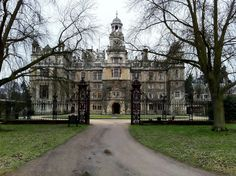 """stately-homes-of-england: """" Thoresby Hall """""""