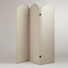 Upholstered Hara Screen   World Market