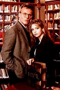 A sign that I'm either getting old or a huge nerd, or both-- I'd rather be Giles than Buffy.