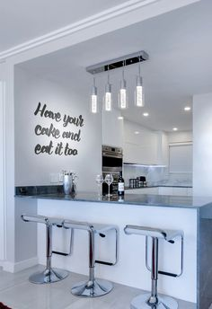 Laser Cutting Machine, Acrylic Material, Wall Signs, Lettering, Kitchen, Design, Wall Plaques, Cooking, Kitchens
