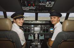 Kudy z nudy - AirWine - letecký simulátor Boeing Pilot, Captain Hat, Pilots