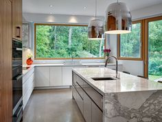 Aquabrass Wizard kitchen faucet, featured in design by Kud ...