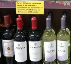Good value Sicilian wines