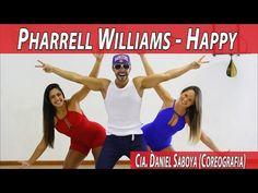 Pharrell Williams - Happy Cia. Daniel Saboya (Coreografia) - YouTube