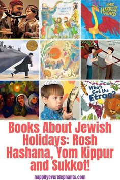 Books about Jewish Holidays