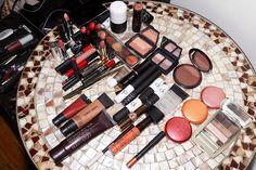 Anais Mali's beauty loot.