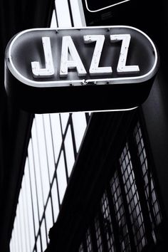 Jazz // Neon // Sign // Music