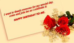 facebook happy bday to me photos Beautiful Birthday Images, My Birthday Pictures, Happy Birthday Fun, Hd Images, Special Day, My Photos, Things To Come, Facebook, Background Images Hd