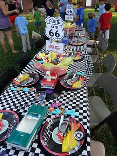 Race Car Stop Light Brownies Race Car Party Ideas Pinterest