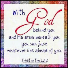 Proverbs 3:5-6, 8/29/14 Trust in the Lord with all thine heart; and lean not unto thine own understanding. In all thy ways acknowledge him, and he shall direct thy paths. Dear Lord, I trust You Lord in all things. Teach me Lord to pray before I go places and let me be still to hear Your direction and do them.....~Amen~ http://anitahewitt.blogspot.com/2014/08/proverbs-35-6-food-for-soul-evan-anita.html Thank You For Your Support: http://www.bryanthewitt.com/donate-1/