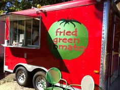 Oh what a wonderful trailer. Fried Green Tomato goodness. #Austin