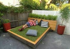 Outdoor day bed - Better homes and gardens Australia