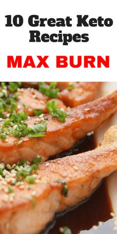 10 Easy Ketogenic Meals and Recipes