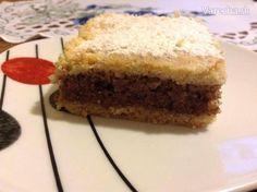 Starodávny orechový koláč (fotorecept)