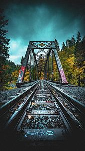 Lanscape Metal Print featuring the photograph Dunsmir Bridge by Kyle Duffy Blur Image Background, Blur Background Photography, Desktop Background Pictures, Light Background Images, Studio Background Images, Picsart Background, Photo Backgrounds, Hd Background Download, Photography Backgrounds
