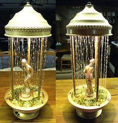 1000 Images About Oil Rain Lamps On Pinterest Oil Lamps