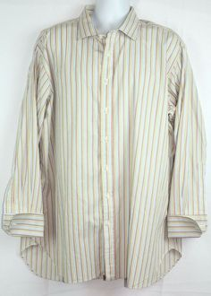 US $24.99 Pre-owned in Clothing, Shoes & Accessories, Men's Clothing, Dress Shirts http://stores.ebay.com/xtrastuffbargains