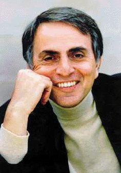 Carl Edward Sagan was an American astronomer, astrophysicist, cosmologist, author, science popularizer and science communicator in astronomy and natural sciences.