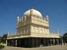 Mausoleum of Tipu Sultan, Mysore