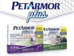 FREE Sample of PetArmor for Dogs or Cats - http://www.freesampleshub.com/free-sample-petarmor-dogs-cats/