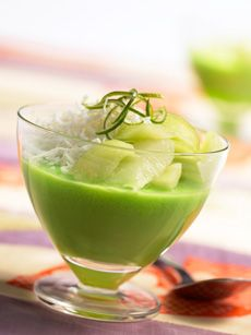 Lime and Coconut Jellies