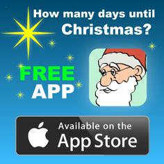 How many days until Christmas? http://researchmaniacs.com/Apps/iPadiPhone/ChristmasCountdown.html