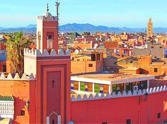 5 destinatii turistice din Maroc – Marrakesh, Casablanca, Fes, Tanger, Erg Chebbi