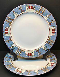Debbie Mumm Christmas dishes | Sakura Snowman Debbie Mumm Dinner Plates Christmas | eBay