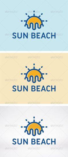 beach logos