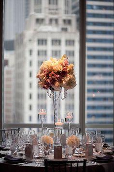 Love the tall vase.