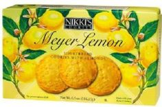 I'm learning all about Nikki's Cookies Shortbread at @Influenster!