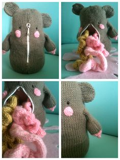 I think this is knit, I need to find a crochet version lol