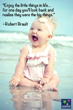Life is too short to miss out on precious moments. Don't forget to smile today! Don't forget to visit us at: reachoutdirectory.com